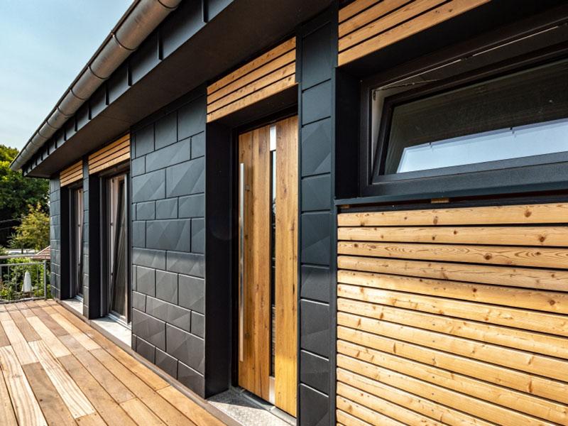 Façade – Ideas & tips for your façade design! | PREFA